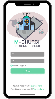 equalearning-m-church-app-homepage