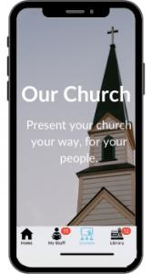 equalearning-m-church-custom-app-interface