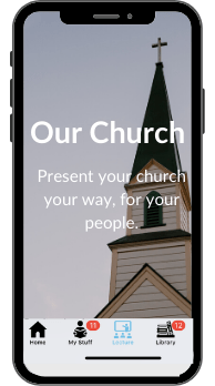 equalearning-m-church-custom-app-interface