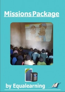 Equalearning Missions Package Brochure cover