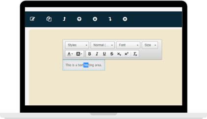 EQL lesson layout edit