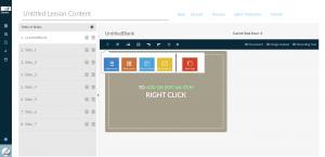 EQL-LMS-teacher-creating-lesson-content-custom-page